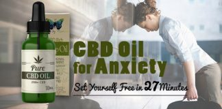 CBD Anxiety Relief - CBD Oil For Anxiety, Set Yourself Free