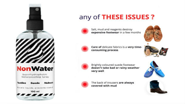 NonWater Spray Review - Offers Invisible Protection