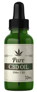 Pure CBD Oil Effects !