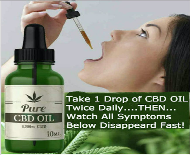 PURE CBD OIL FREE TRIAL - High Grade CBD Oil Miracle Drop