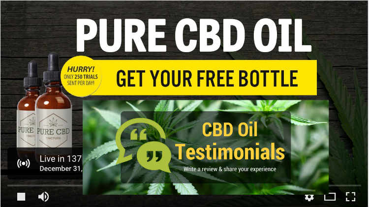 CBD OIL FREE TRIAL – High Grade CBD Oil Drop & Cannabidiol