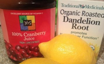 7 DAY DETOX DRINK RECIPE AS RECOMMENDED BY JILLIAN MICHAELS
