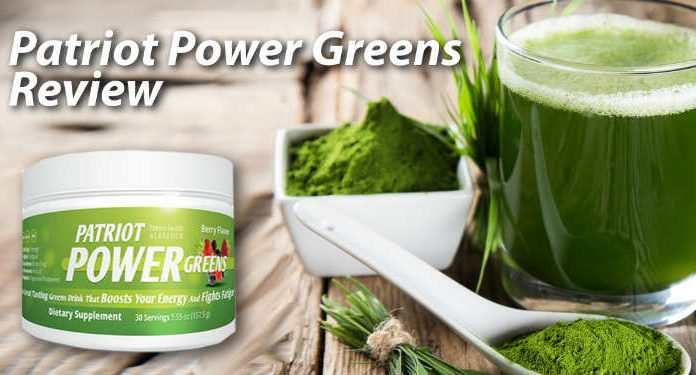 Patriot Power Greens Reviews - Nutrition Facts, Ingredients