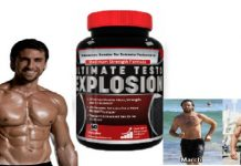 Ultimate Testo Explosion - Testosterone Boosting Pill to Fix Erectile dysfunction & Fast Muscle Building in No-Time?