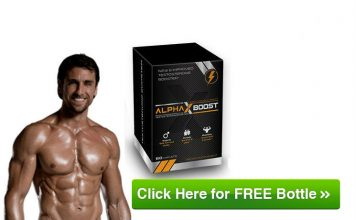Alpha X Boost - Muscle Building Supplement