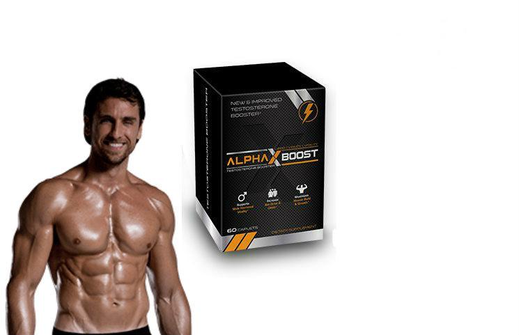 Alpha X Boost - Muscle Building Supplement