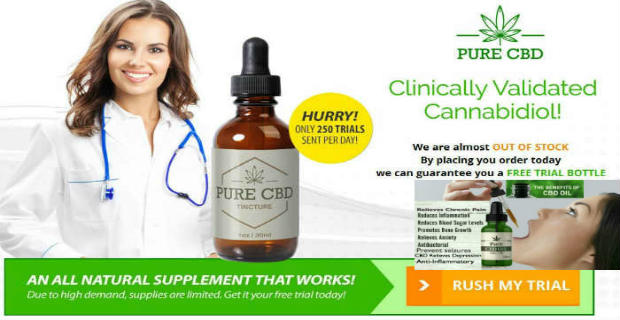 CBD Hemp Oil Benefits - Highest Grade Pure CBD Free Trial, Miracle Drop