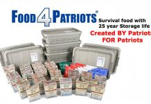 Food4Patriots Review - Best Long-Term Survival Foods Design
