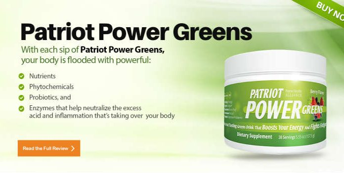 Patriot Power Greens Side Effects, Ingredients Reviews