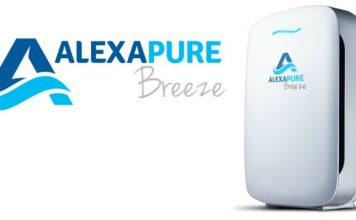 Air Purifier Walmart Alexapure Breeze Review - Best Air Purifier Device for Smoke