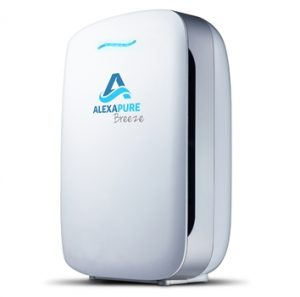 Alexapure Breeze Review - Best Air Purifier Device for Smoke
