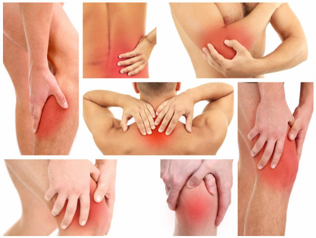 How to Relieve Your Joint Pain - in Hip, Knee, Fingers, Shoulder