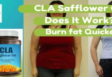 CLA Safflower Oil WEIGHT LOSS Review
