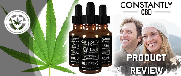Constant CBD Oil Trial