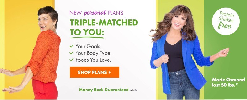 Nutrisystem Buy One, Get One Free